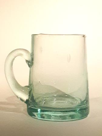 Mug volcan h 9 cm
