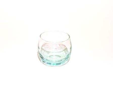 verre à café calebasse H5cm
