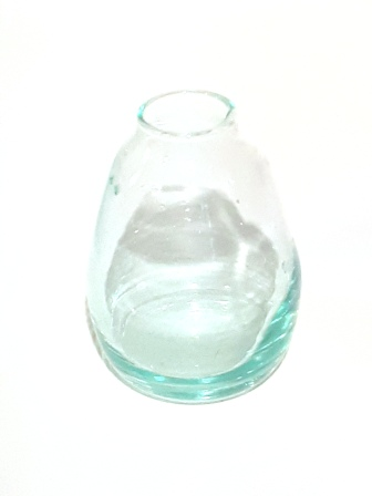 vase calebasse H12cm