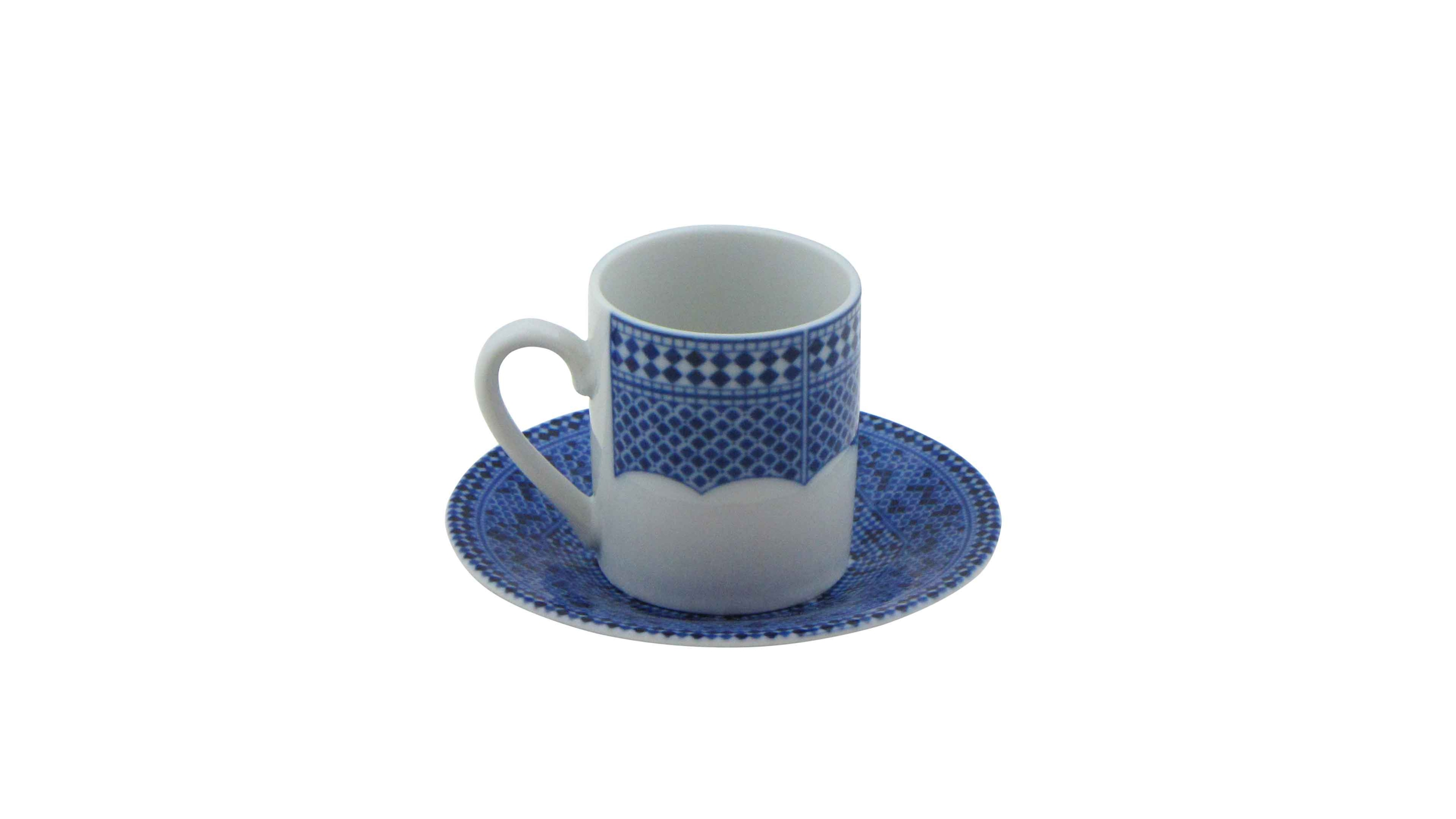 Tasse et sous-tasse Petites, BDF