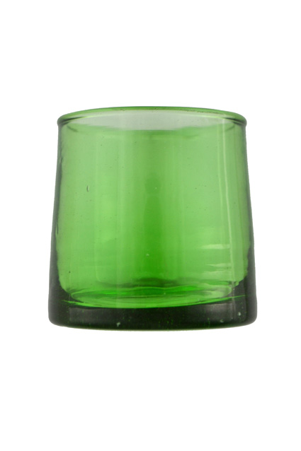 Volcan vert MM H7cm