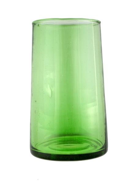 Volcan vert Maxi H12cm