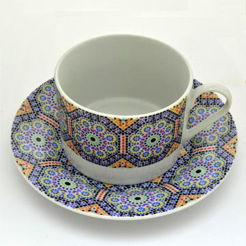 Tasse & sous tasse GM Zellige B