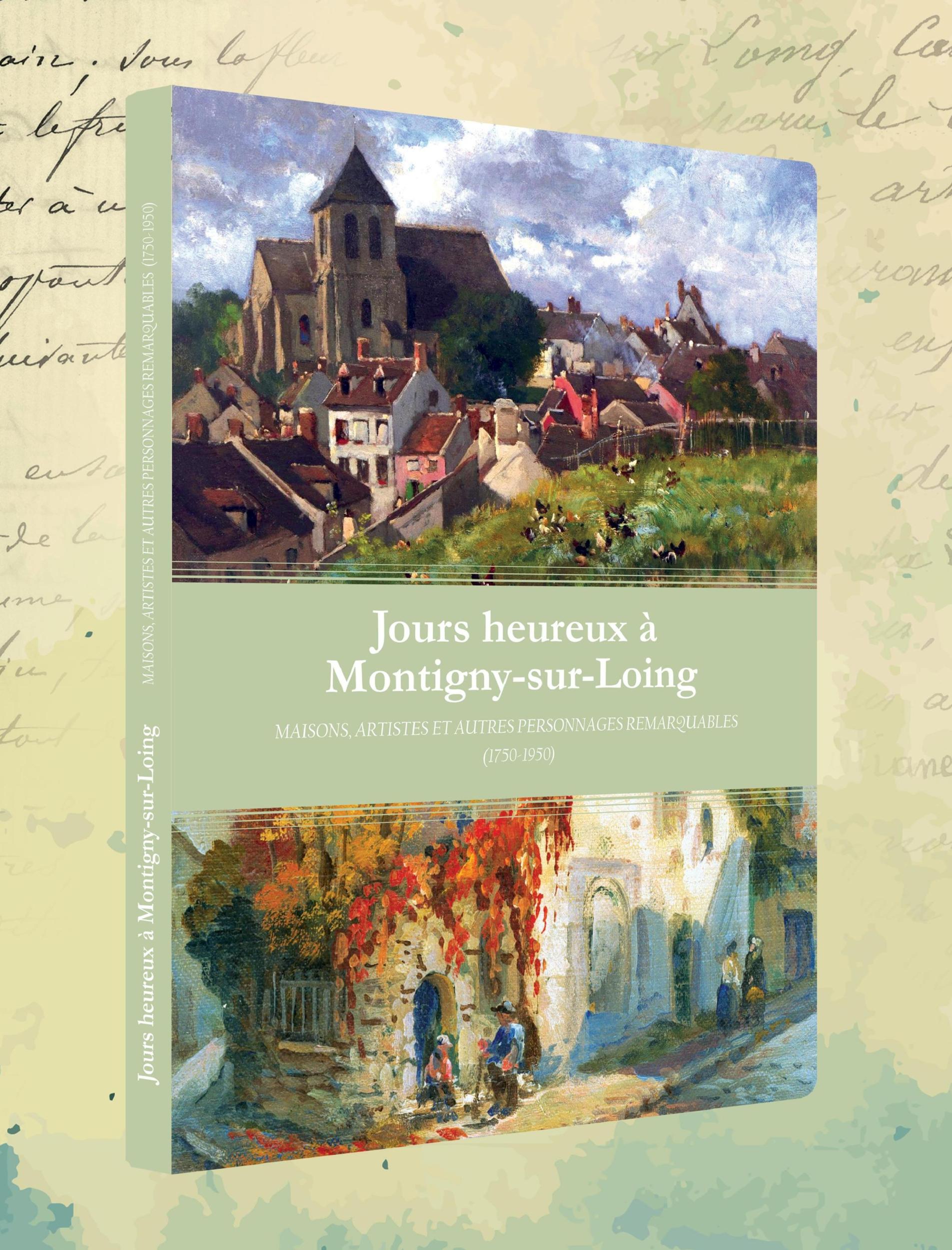 Livre Jours heureux à Montigny