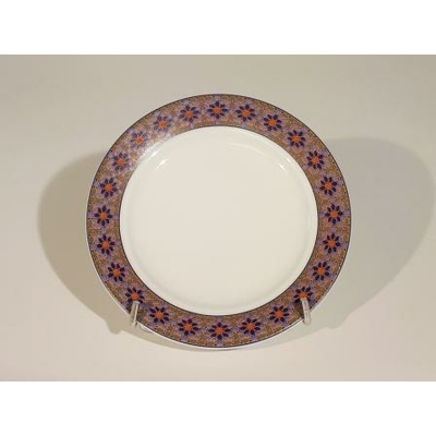 Assiette plate Médina 15cm