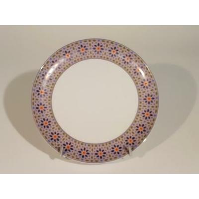 Assiette plate Médina 18cm