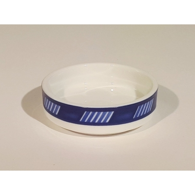Coupelle Point Bleu PM 6,5cm