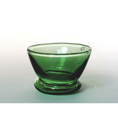 Coupelle Verrine verte PM H5/D7,5cm