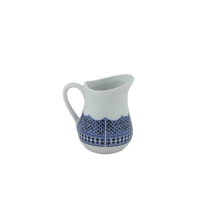 Crémier Bleu de Fès, petit, 9 cm