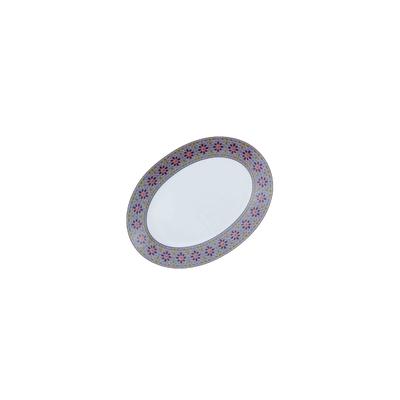 Grand plat ovale Médina
