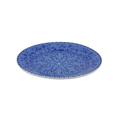 Assiette plate 15 cm BDF