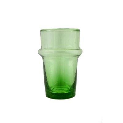Verre Beldi vert Mini H8cm