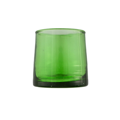 Volcan vert, moyen modèle, 7 cm