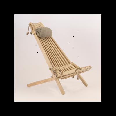 Chaise en mélèze