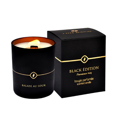 Bougie parfumée Balade au Souk