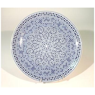 Assiette plate BDF Cocema 25 cm