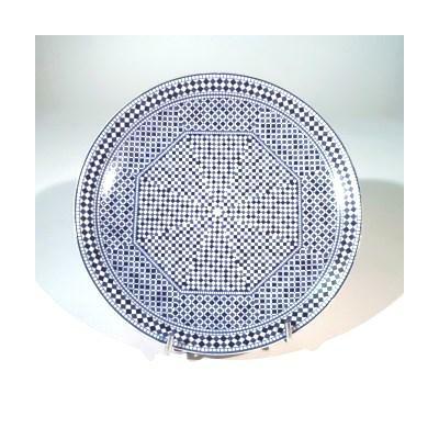Assiette plate BDF Cocema 20 cm