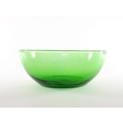 "Saladier rond ""Bowl"" vert D19/H8 cm"