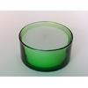 ramequin vert bougie