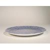 Assiette plate Bleu de Fès 25,5 cm P de Fès