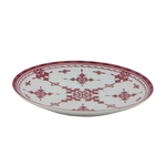 PointRouge_AssiettePlate_20.5cm_FAce