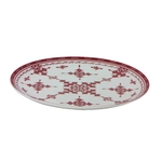 PointRouge_AssiettePlate_26cm_FAce