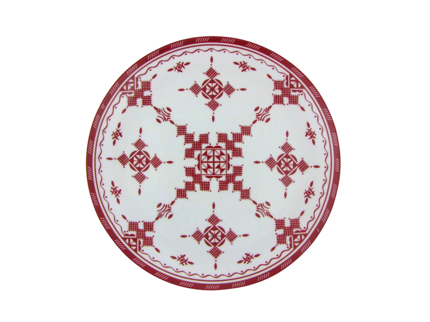 PointRouge_AssiettePlate_30.5cm_Haut