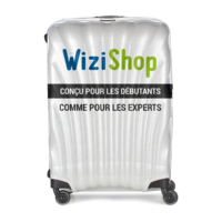 Valise Grand format WiziShop