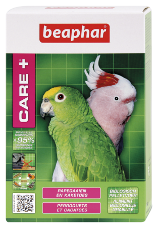 CARE+ perroquet et cacatoŠs