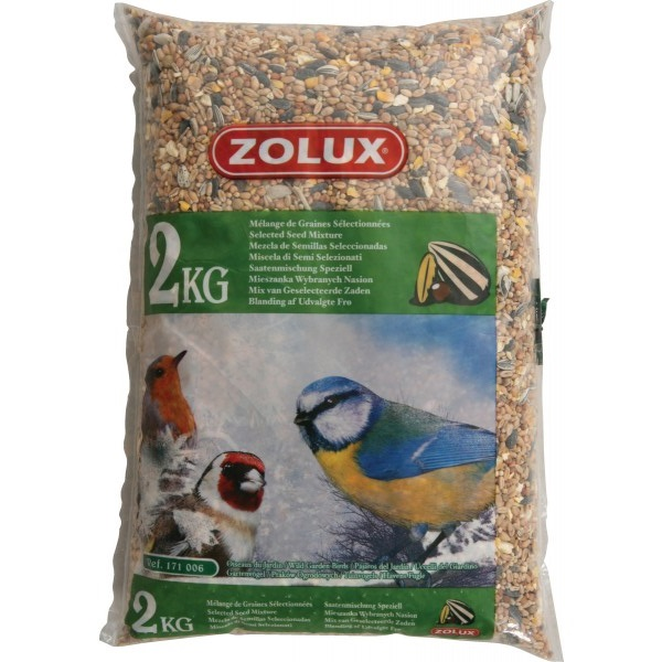 Zolux-Mélange oiseaux du jardin