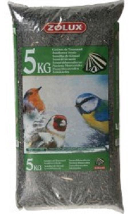 Zolux-Tournesol pou Oiseaux du jardin - 5kg