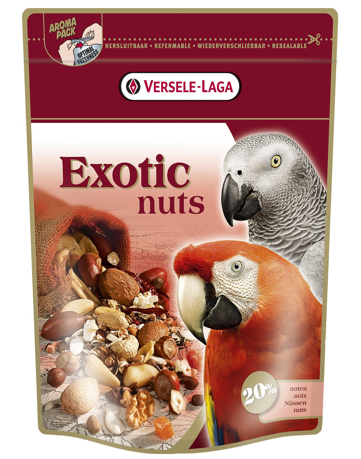 Exotic Nuts Perroquets