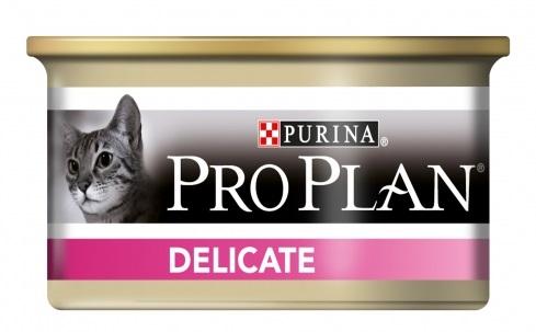 Purina Proplan Delicate - Dinde- Lot 24 x 85gr 2 noszanimos