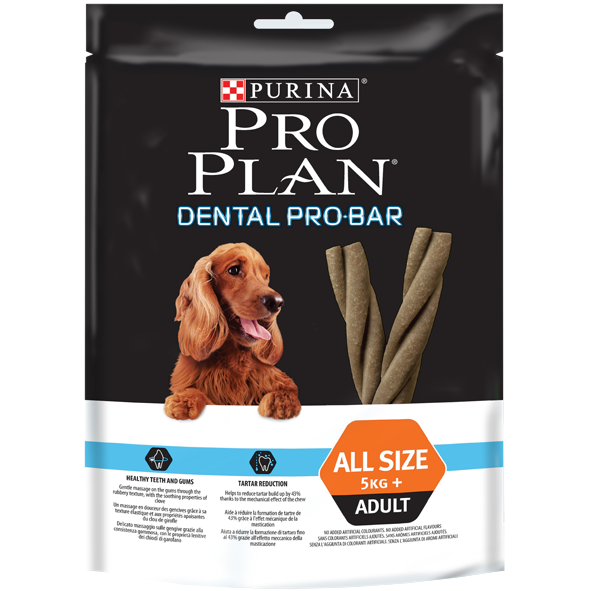Purina Proplan Biscuits Dental Probar - Lot de 8