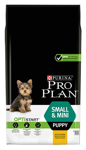 Purina ProPlan Chien small & Mini Puppy Poulet noszanimos.com