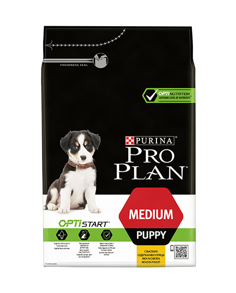 Purina PRO PLAN - Puppy Medium - OPTIDERMA noszanimos.com