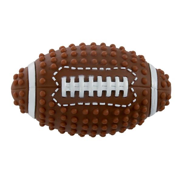 ZOLUX jouet-vinyle-balle-de-foot-us-10-cm noszanimos