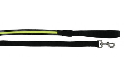 ZOLUX laisse-rechargeable-nylon-led noszanimos