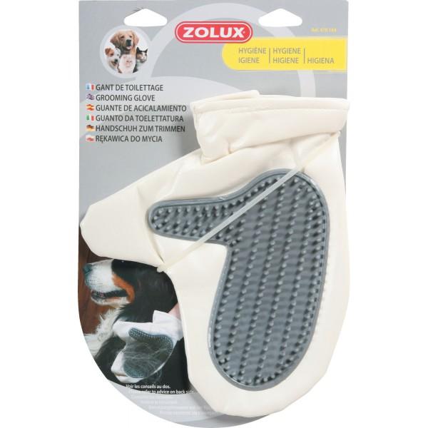 Zolux-Gant de toilettage chiens et Chats