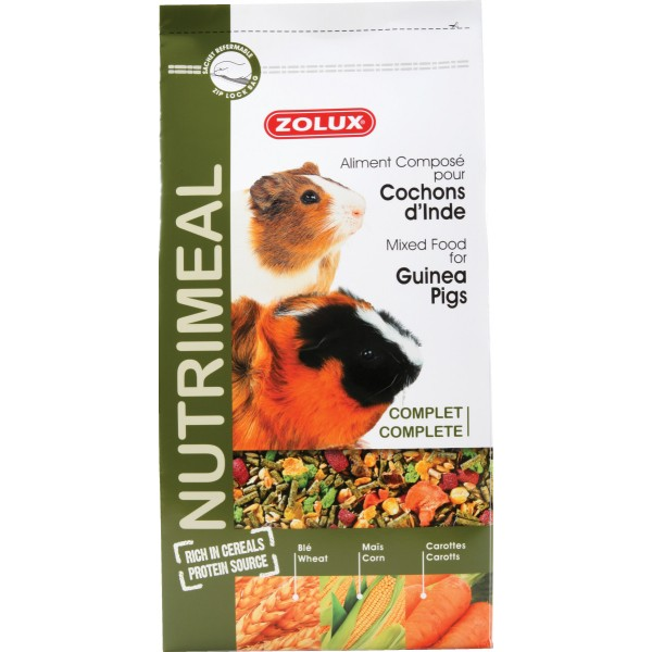 Zolux-Alimentation Nutri\'Meal pour cochon-dinde