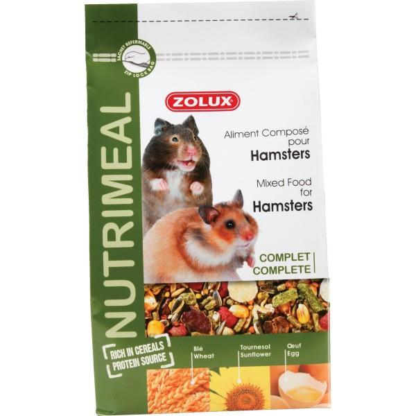 Zolux-Alimentation Nutri\'Meal pour Hamster 600gr