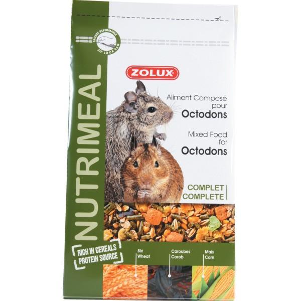Zolux-Alimentation NutriMeal  pour Octodon