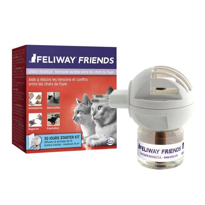 Feliway Friends - Diffuseur et recharge