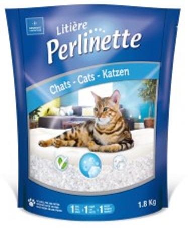 Litière Perlinette - Chats
