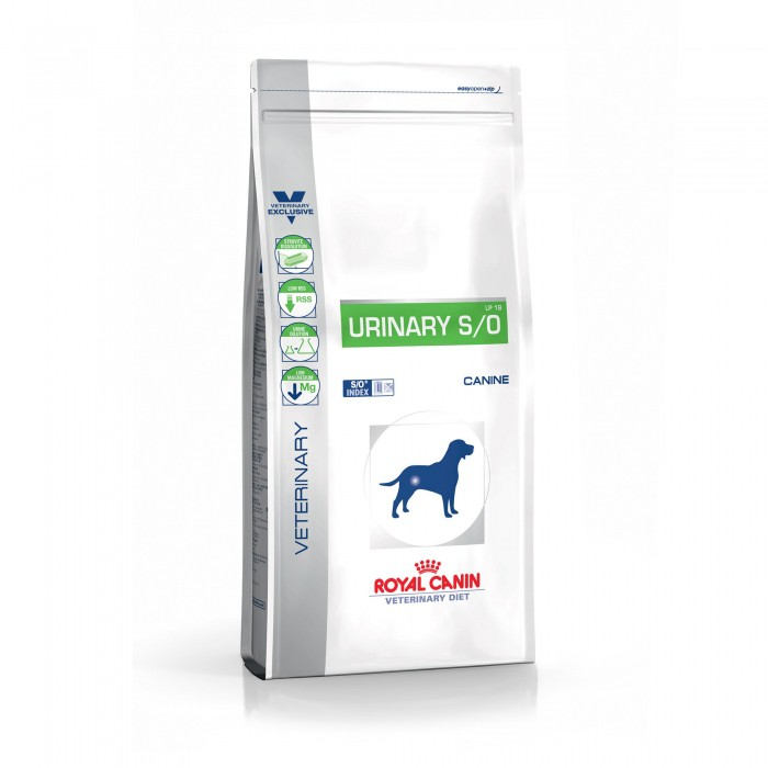 Royal Canin Dog Rations Urinary S O LP 18 noszanimos