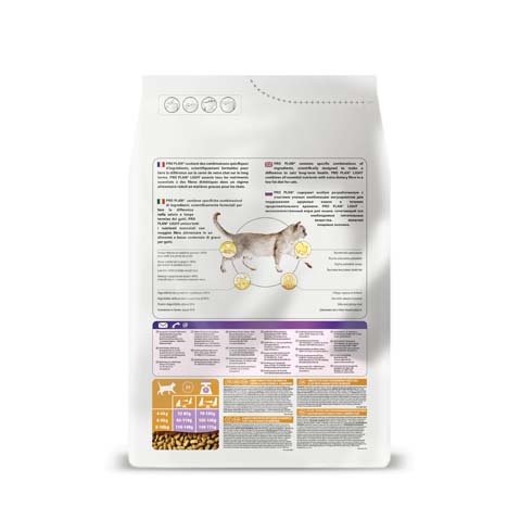 Purina Proplan cat light 1 noszanimos