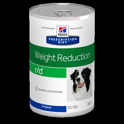 HILLS Prescription Diet™ r d™ Canine - 12 Boites de 350g noszanimos