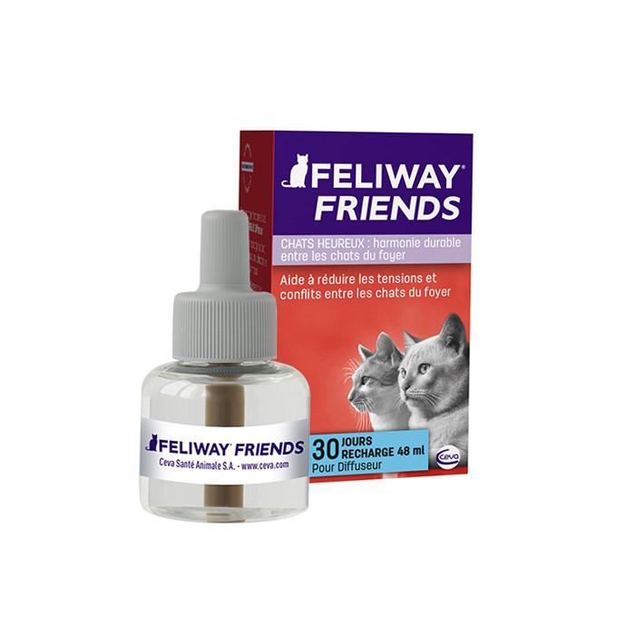 Ceva feliway-friends-diffuseur-et-recharges noszanimos