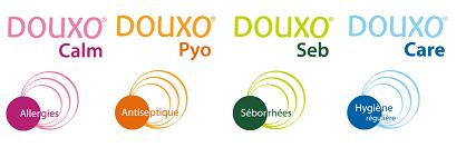 Gamme Douxo