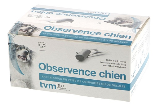 Tvm - Observence Chien - 6 Sachets 25g